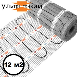 Мат нагревательный МНПО100-12