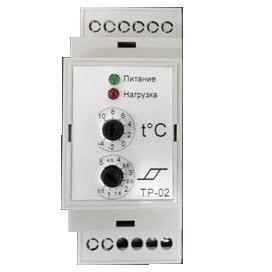 Терморегулятор для обогрева крыши ТР-02